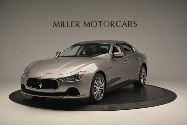 Used 2016 Maserati Ghibli S Q4 for sale Sold at Aston Martin of Greenwich in Greenwich CT 06830 1
