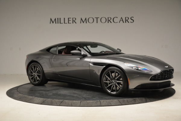 Used 2017 Aston Martin DB11 V12 Launch Edition for sale Sold at Aston Martin of Greenwich in Greenwich CT 06830 10