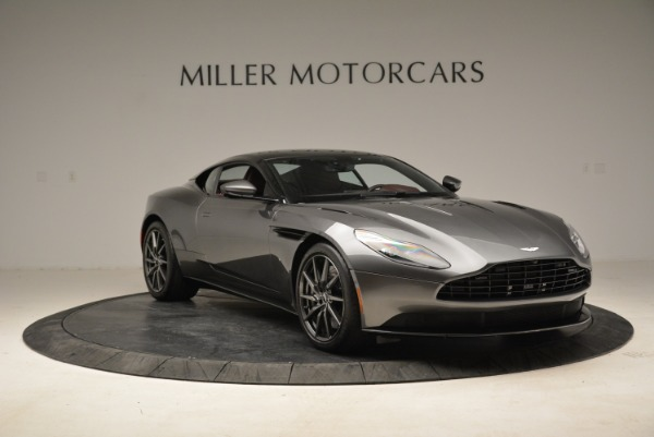 Used 2017 Aston Martin DB11 V12 Launch Edition for sale Sold at Aston Martin of Greenwich in Greenwich CT 06830 11