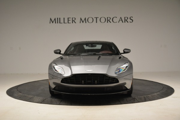 Used 2017 Aston Martin DB11 V12 Launch Edition for sale Sold at Aston Martin of Greenwich in Greenwich CT 06830 12
