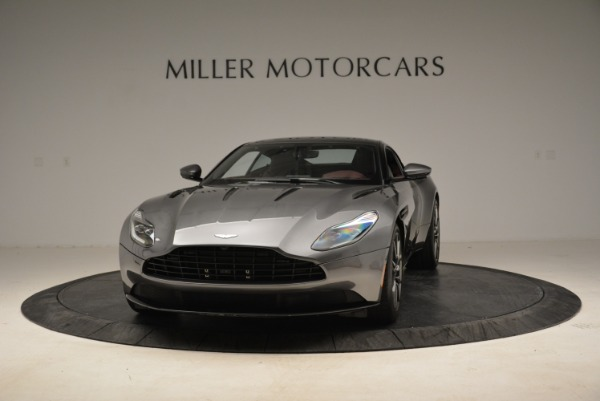 Used 2017 Aston Martin DB11 V12 Launch Edition for sale Sold at Aston Martin of Greenwich in Greenwich CT 06830 2