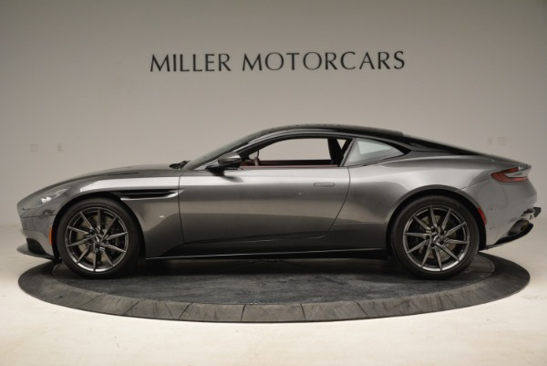 Used 2017 Aston Martin DB11 V12 Launch Edition for sale Sold at Aston Martin of Greenwich in Greenwich CT 06830 3