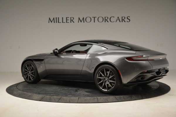 Used 2017 Aston Martin DB11 V12 Launch Edition for sale Sold at Aston Martin of Greenwich in Greenwich CT 06830 4