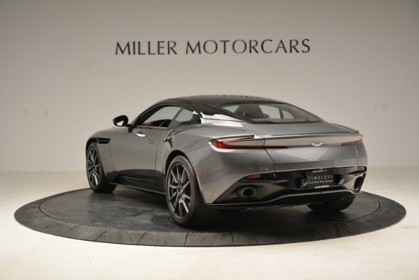 Used 2017 Aston Martin DB11 V12 Launch Edition for sale Sold at Aston Martin of Greenwich in Greenwich CT 06830 5