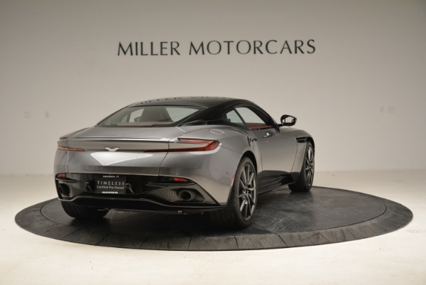 Used 2017 Aston Martin DB11 V12 Launch Edition for sale Sold at Aston Martin of Greenwich in Greenwich CT 06830 7