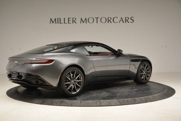Used 2017 Aston Martin DB11 V12 Launch Edition for sale Sold at Aston Martin of Greenwich in Greenwich CT 06830 8