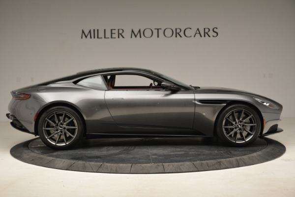 Used 2017 Aston Martin DB11 V12 Launch Edition for sale Sold at Aston Martin of Greenwich in Greenwich CT 06830 9