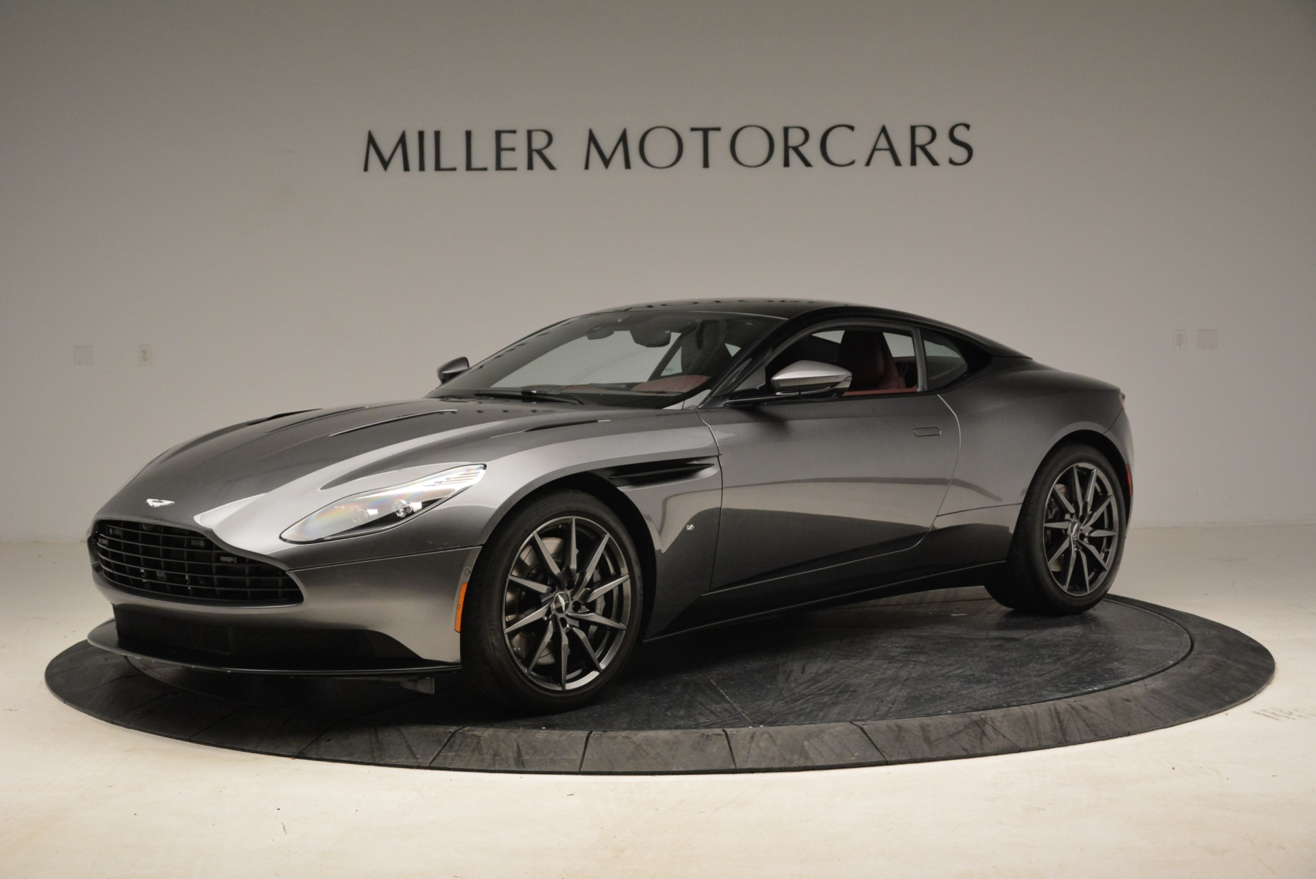 Used 2017 Aston Martin DB11 V12 Launch Edition for sale Sold at Aston Martin of Greenwich in Greenwich CT 06830 1