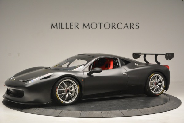 Used 2013 Ferrari 458 Challenge for sale $139,900 at Aston Martin of Greenwich in Greenwich CT 06830 2