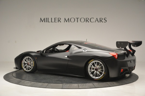 Used 2013 Ferrari 458 Challenge for sale $139,900 at Aston Martin of Greenwich in Greenwich CT 06830 4