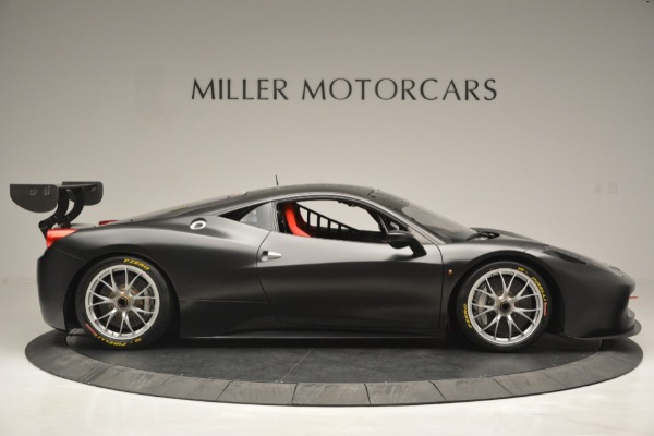 Used 2013 Ferrari 458 Challenge for sale $139,900 at Aston Martin of Greenwich in Greenwich CT 06830 9