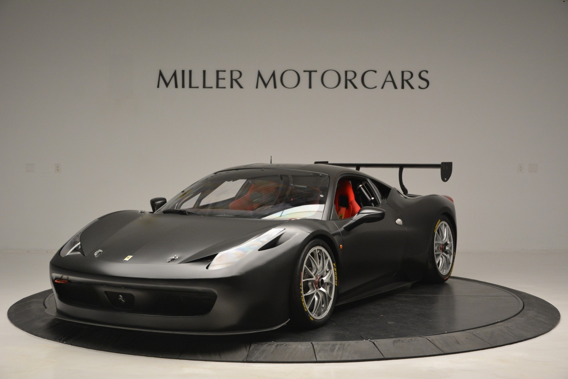 Used 2013 Ferrari 458 Challenge for sale $139,900 at Aston Martin of Greenwich in Greenwich CT 06830 1
