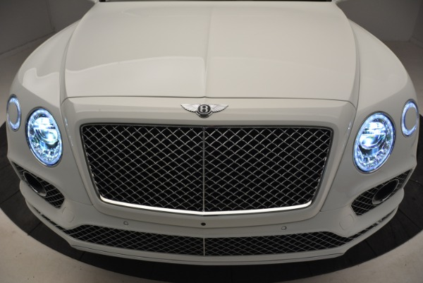 Used 2018 Bentley Bentayga Activity Edition for sale Sold at Aston Martin of Greenwich in Greenwich CT 06830 14