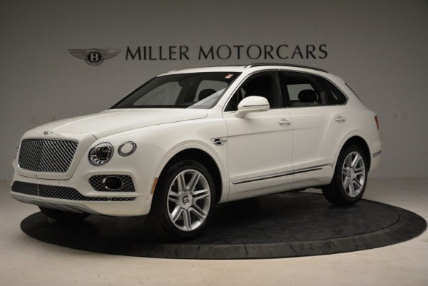 Used 2018 Bentley Bentayga Activity Edition for sale Sold at Aston Martin of Greenwich in Greenwich CT 06830 2