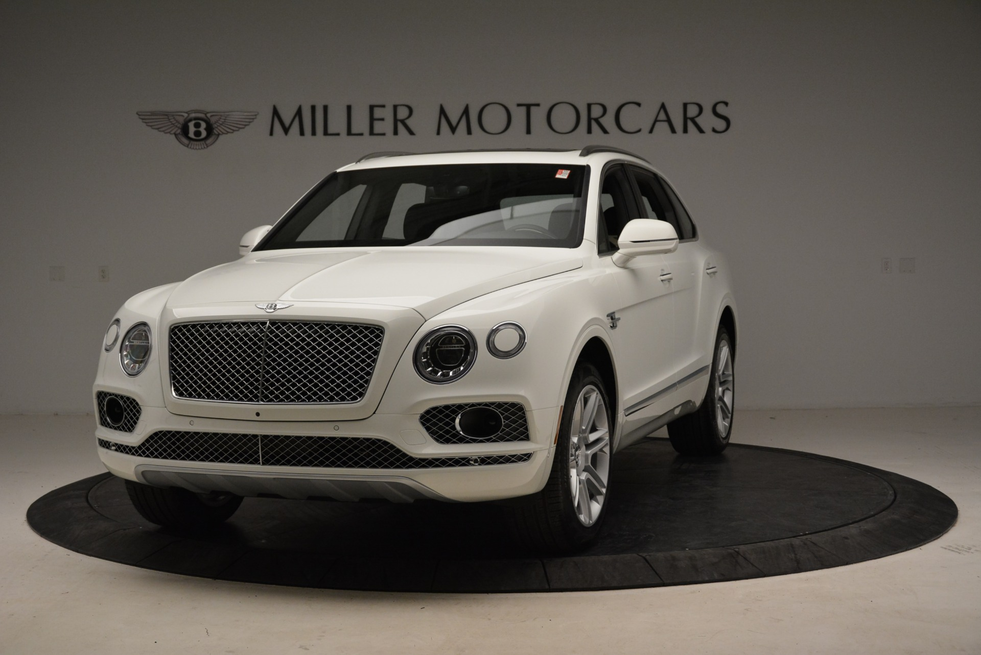 Used 2018 Bentley Bentayga Activity Edition for sale Sold at Aston Martin of Greenwich in Greenwich CT 06830 1