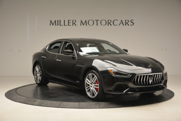 New 2018 Maserati Ghibli S Q4 GranLusso for sale Sold at Aston Martin of Greenwich in Greenwich CT 06830 11