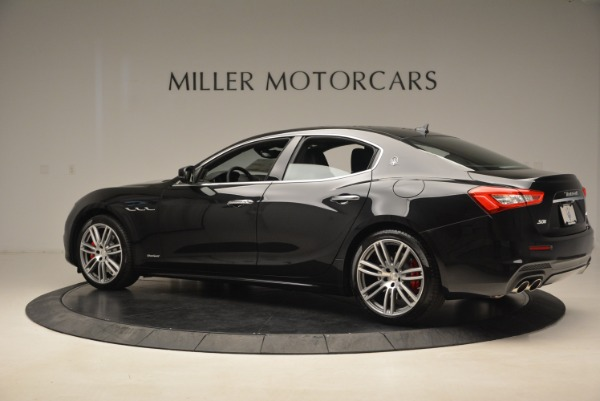 New 2018 Maserati Ghibli S Q4 GranLusso for sale Sold at Aston Martin of Greenwich in Greenwich CT 06830 4