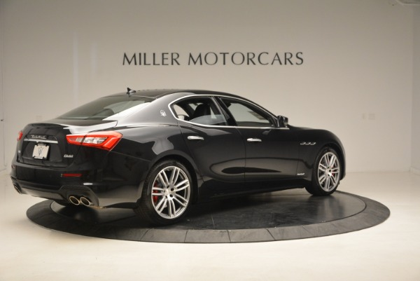 New 2018 Maserati Ghibli S Q4 GranLusso for sale Sold at Aston Martin of Greenwich in Greenwich CT 06830 8