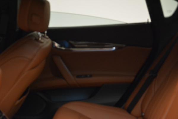 New 2018 Maserati Quattroporte S Q4 GranLusso for sale Sold at Aston Martin of Greenwich in Greenwich CT 06830 18