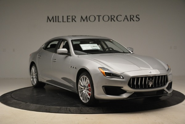 Used 2018 Maserati Quattroporte S Q4 Gransport for sale $66,900 at Aston Martin of Greenwich in Greenwich CT 06830 10