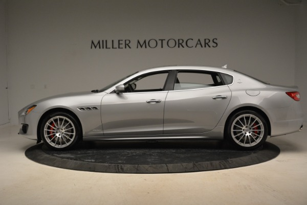 Used 2018 Maserati Quattroporte S Q4 Gransport for sale $66,900 at Aston Martin of Greenwich in Greenwich CT 06830 2