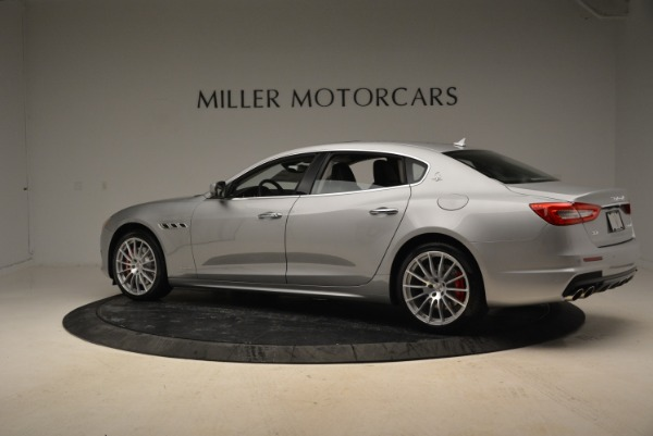 Used 2018 Maserati Quattroporte S Q4 Gransport for sale $66,900 at Aston Martin of Greenwich in Greenwich CT 06830 3
