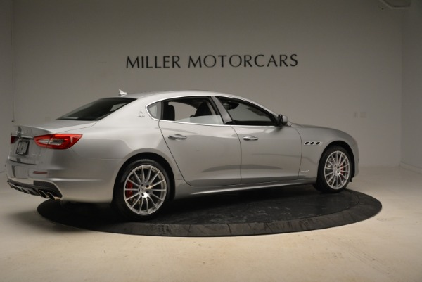 Used 2018 Maserati Quattroporte S Q4 Gransport for sale $66,900 at Aston Martin of Greenwich in Greenwich CT 06830 7