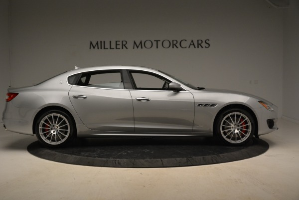 Used 2018 Maserati Quattroporte S Q4 Gransport for sale $66,900 at Aston Martin of Greenwich in Greenwich CT 06830 8