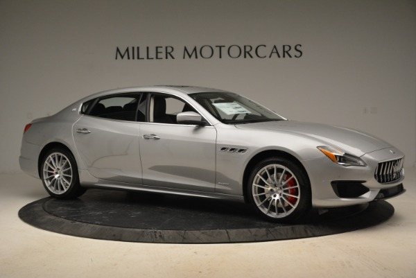 Used 2018 Maserati Quattroporte S Q4 Gransport for sale $66,900 at Aston Martin of Greenwich in Greenwich CT 06830 9