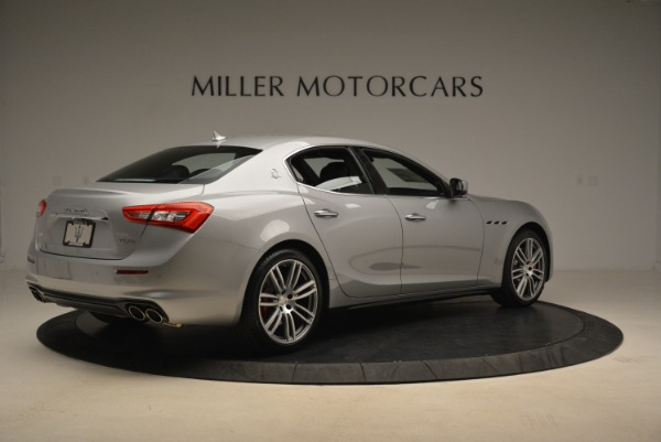 Used 2018 Maserati Ghibli S Q4 for sale Sold at Aston Martin of Greenwich in Greenwich CT 06830 7