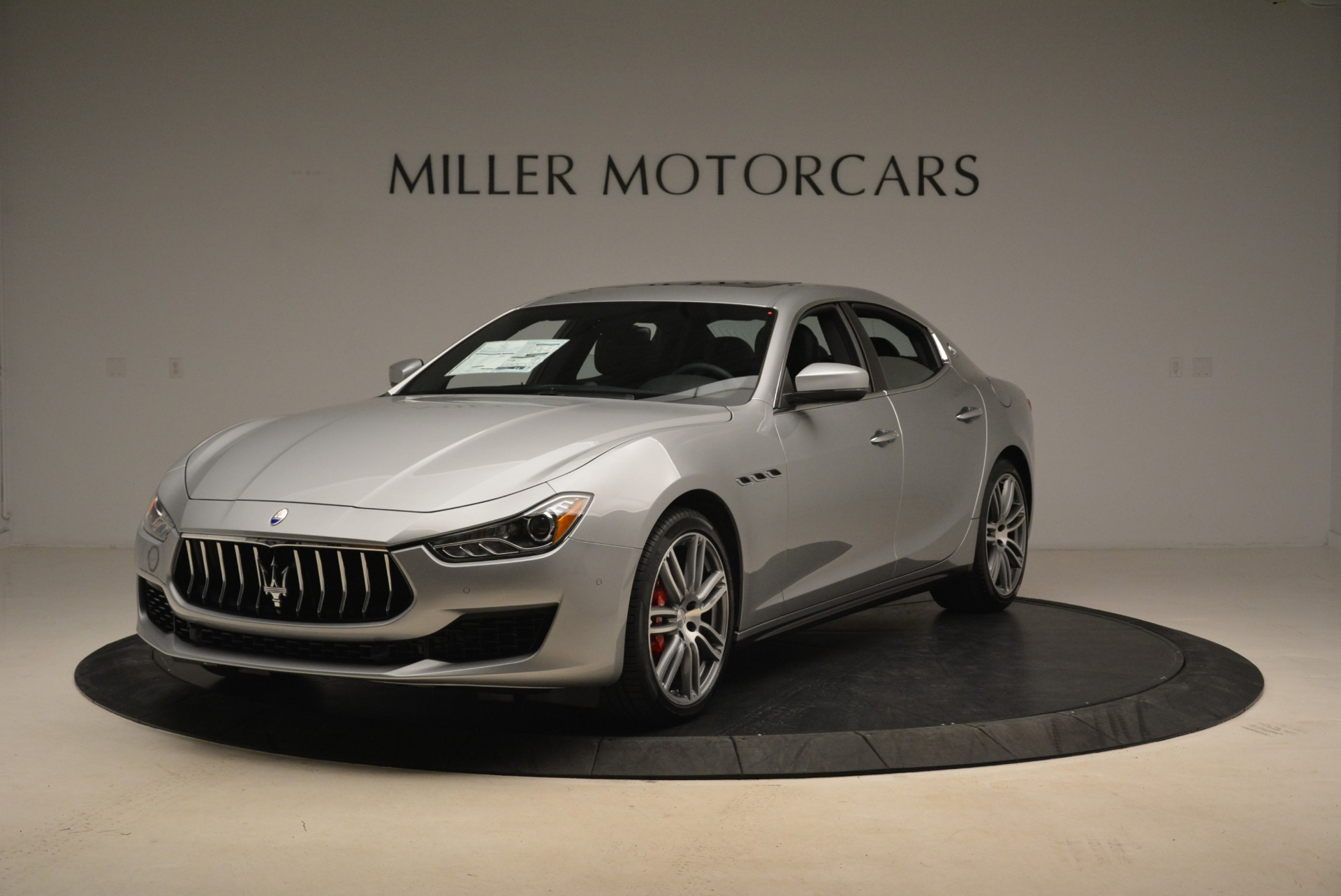 Used 2018 Maserati Ghibli S Q4 for sale Sold at Aston Martin of Greenwich in Greenwich CT 06830 1