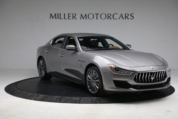 Used 2018 Maserati Ghibli S Q4 for sale $54,900 at Aston Martin of Greenwich in Greenwich CT 06830 11