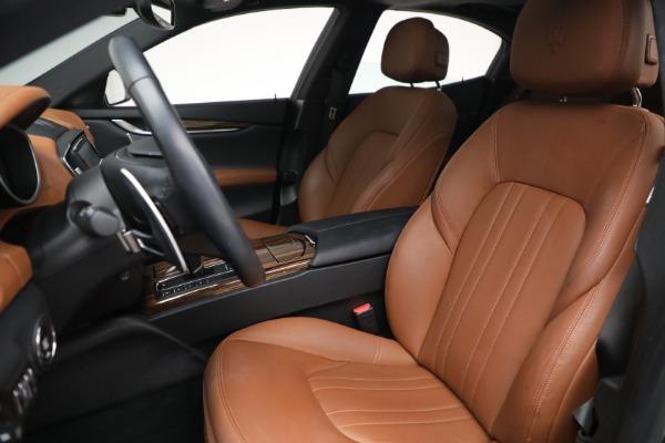 Used 2018 Maserati Ghibli S Q4 for sale $54,900 at Aston Martin of Greenwich in Greenwich CT 06830 15