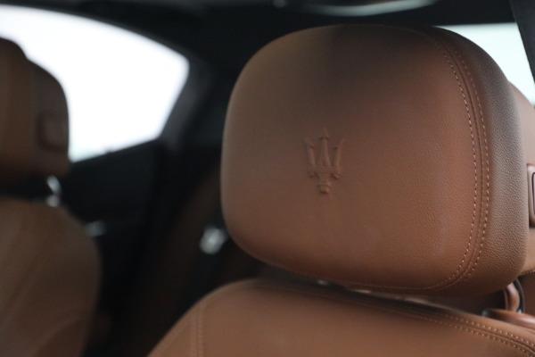 Used 2018 Maserati Ghibli S Q4 for sale $54,900 at Aston Martin of Greenwich in Greenwich CT 06830 16