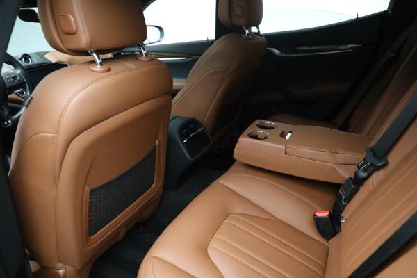 Used 2018 Maserati Ghibli S Q4 for sale $54,900 at Aston Martin of Greenwich in Greenwich CT 06830 21