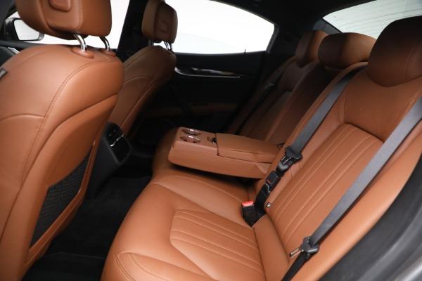 Used 2018 Maserati Ghibli S Q4 for sale $54,900 at Aston Martin of Greenwich in Greenwich CT 06830 22