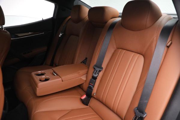 Used 2018 Maserati Ghibli S Q4 for sale $54,900 at Aston Martin of Greenwich in Greenwich CT 06830 23