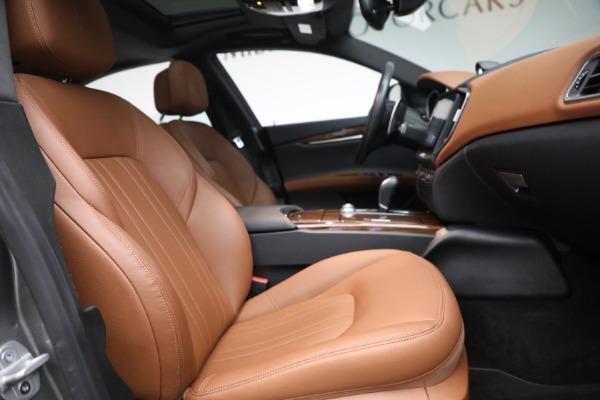 Used 2018 Maserati Ghibli S Q4 for sale $54,900 at Aston Martin of Greenwich in Greenwich CT 06830 26
