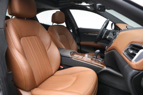 Used 2018 Maserati Ghibli S Q4 for sale $54,900 at Aston Martin of Greenwich in Greenwich CT 06830 27