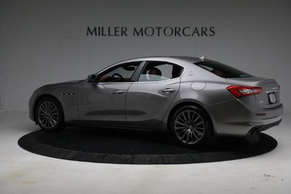 Used 2018 Maserati Ghibli S Q4 for sale $54,900 at Aston Martin of Greenwich in Greenwich CT 06830 4