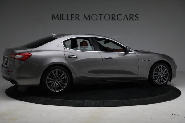 Used 2018 Maserati Ghibli S Q4 for sale $54,900 at Aston Martin of Greenwich in Greenwich CT 06830 8