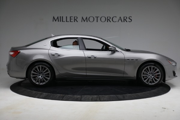 Used 2018 Maserati Ghibli S Q4 for sale $54,900 at Aston Martin of Greenwich in Greenwich CT 06830 9