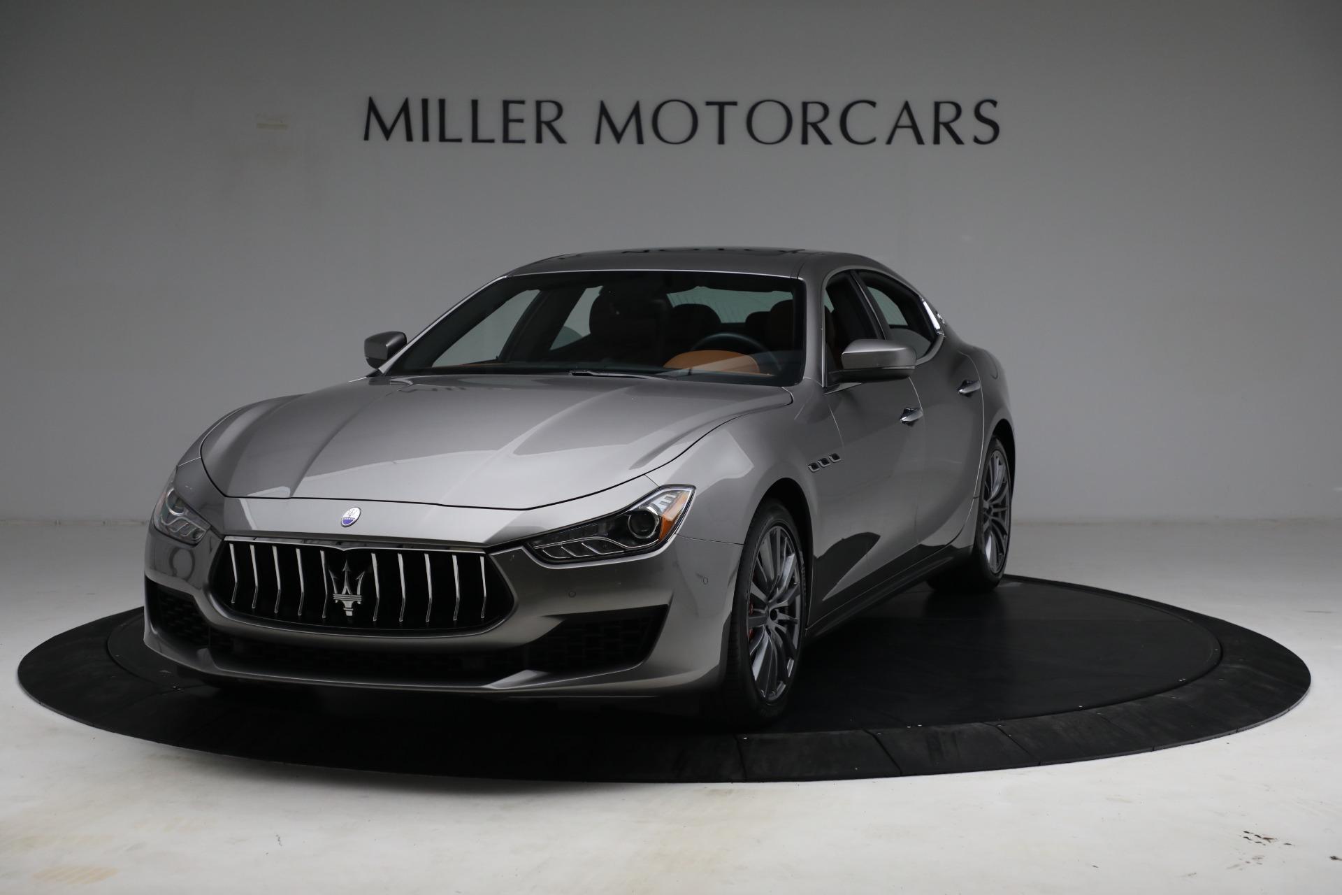 Used 2018 Maserati Ghibli S Q4 for sale $54,900 at Aston Martin of Greenwich in Greenwich CT 06830 1