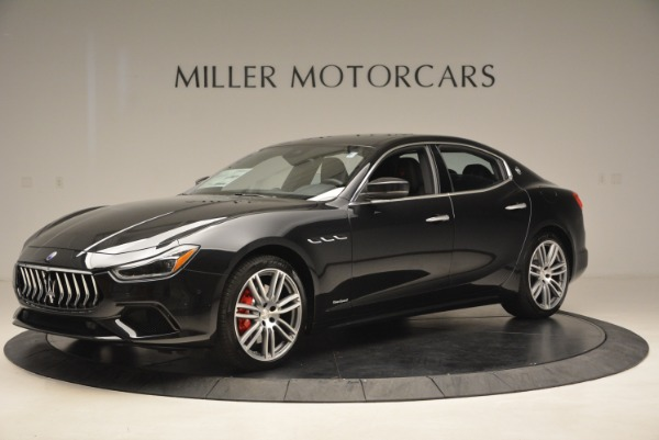 New 2018 Maserati Ghibli S Q4 GranSport for sale Sold at Aston Martin of Greenwich in Greenwich CT 06830 2