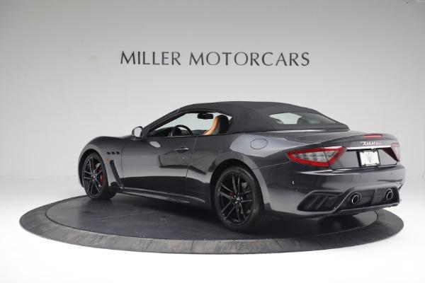 New 2018 Maserati GranTurismo MC Convertible for sale Sold at Aston Martin of Greenwich in Greenwich CT 06830 15