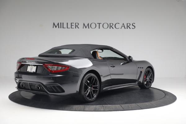 New 2018 Maserati GranTurismo MC Convertible for sale Sold at Aston Martin of Greenwich in Greenwich CT 06830 16