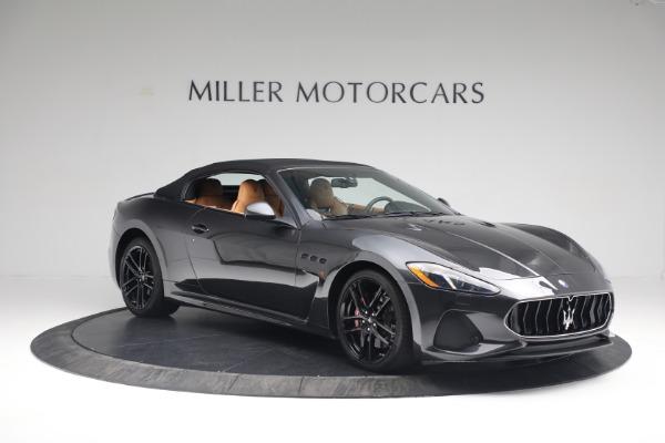New 2018 Maserati GranTurismo MC Convertible for sale Sold at Aston Martin of Greenwich in Greenwich CT 06830 18