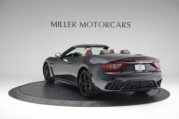 New 2018 Maserati GranTurismo MC Convertible for sale Sold at Aston Martin of Greenwich in Greenwich CT 06830 5