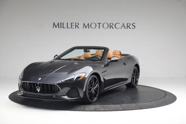 New 2018 Maserati GranTurismo MC Convertible for sale Sold at Aston Martin of Greenwich in Greenwich CT 06830 1