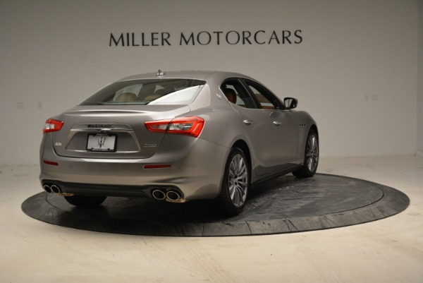 New 2018 Maserati Ghibli S Q4 for sale Sold at Aston Martin of Greenwich in Greenwich CT 06830 6